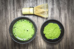 Fall in Love with Matcha