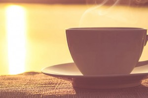 Tea and Morning Sunrises