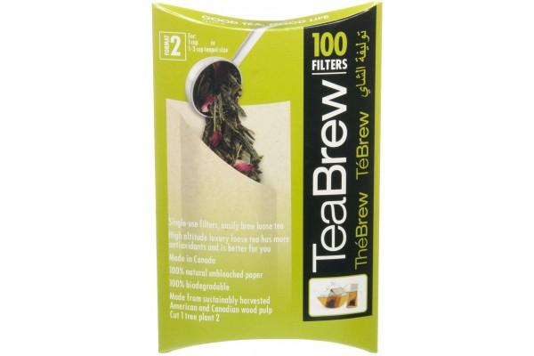 TeaBrew - TéBrew Filters - Size #2