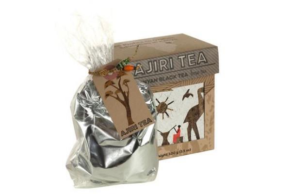 Ajiri Tea - Kenyan Black Loose Leaf Tea