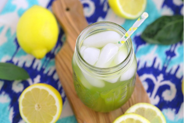 Lemon Matcha
